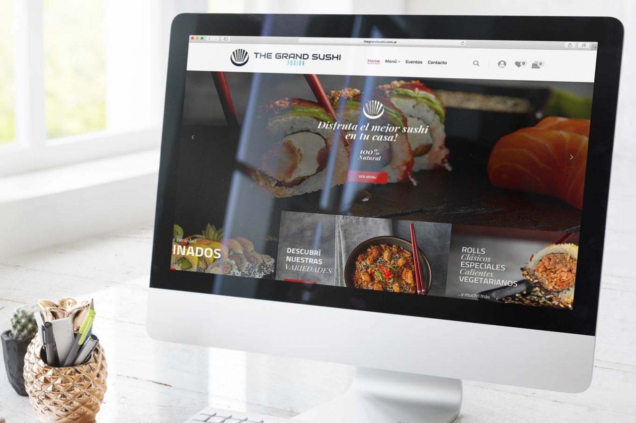 Servicio de diseño y desarrollo de páginas web. Sitios que incluye toda la información de tu marca de forma ordenada y atractiva. Contactanos somos Okd estudio